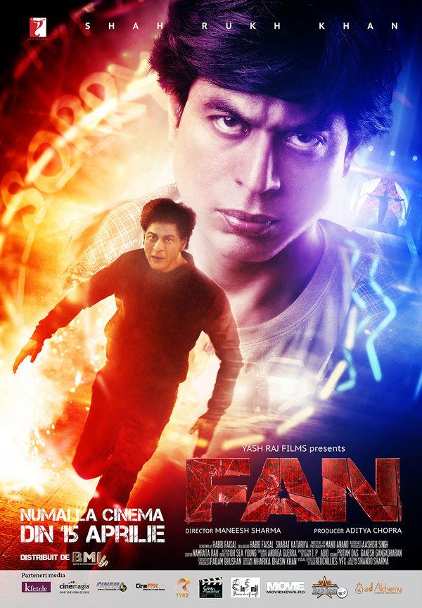 Kinokiste Shahrukh Khan