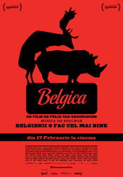 Poster Belgica