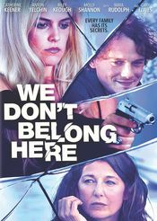 Poster We Don't Belong Here
