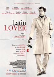 Poster Latin Lover