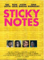 Poster Sticky Notes