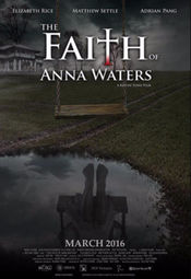 Poster The Faith of Anna Waters