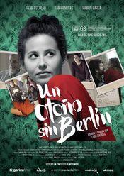 Poster Un otoño sin Berlín