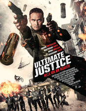 Poster Ultimate Justice