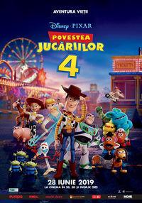 Poster POVESTEA JUCARIILOR 4 - 3D