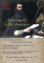 Poster Armenopolis, suflet armenesc