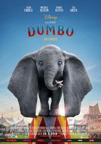 Poster DUMBO - 3D