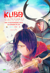 Poster Kubo and the Two Strings