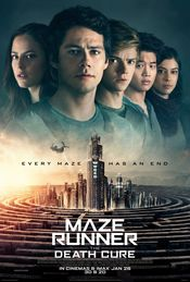 Poster Maze Runner: The Death Cure