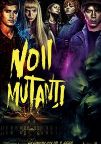 Poster NOII MUTANTI