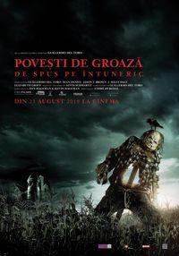 Poster POVESTI DE GROAZA DE SPUS PE INTUNERIC