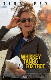 Poster Whiskey Tango Foxtrot