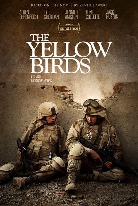 the yellow birds păsările galbene 2017 film cinemagia ro