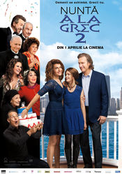 Poster My Big Fat Greek Wedding 2