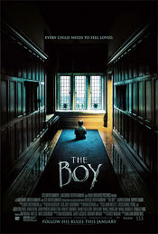 Poster The Boy