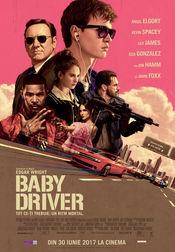Geniul Evadarii - Baby Driver (2017) Online Subtitrat HD