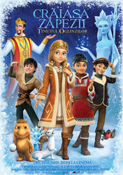 Poster The Snow Queen: Mirrorlands
