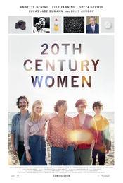 Poster 20th Century Women