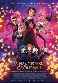 Poster SALMA SI MISTERUL CARTII MAGICE - DUBLAT