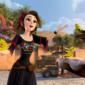 Dia de Muertos/Salma și misterul cărții magice