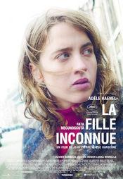 Poster La fille inconnue
