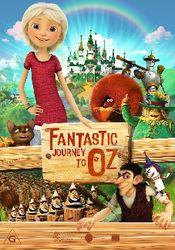 Poster Fantastic Journey to Oz