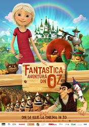 Poster Fantastic Journey to Oz