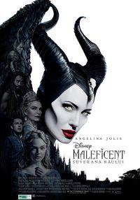 Poster MALEFICENT: SUVERANA RAULUI - 3D