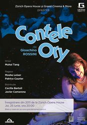 Poster Contele Ory