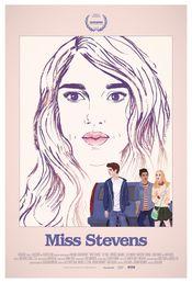 Poster Miss Stevens