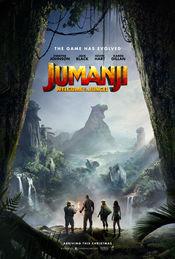 Poster Jumanji: Welcome to the Jungle
