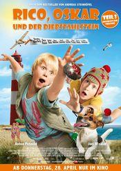 Poster Rico, Oskar und der Diebstahlstein