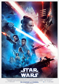 Poster STAR WARS: SKYWALKER - ASCENSIUNEA - 3D