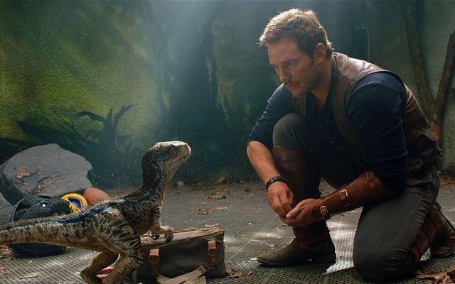 Film - Jurassic World: Un regat în ruină