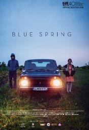 Poster Blue Spring