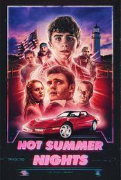 Poster Hot Summer Nights