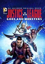 Liga dreptatii: Zei si monstri
