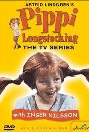 Poster Pippi Longstocking