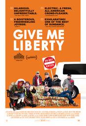 Poster Give Me Liberty