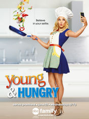 Poster Young & Hungry