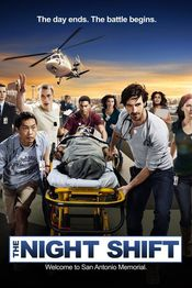 Poster The Night Shift