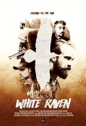 Poster White Raven