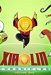 Poster Xiaolin Chronicles