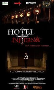 Poster Hotel Infierno