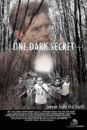 Poster One Dark Secret