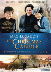 Poster The Christmas Candle