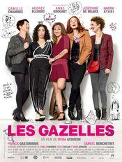 Poster Les gazelles