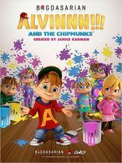Poster Alvinnn!!! And the Chipmunks