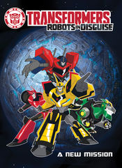 Poster Transformers: Robots in Disguise