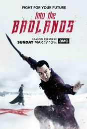 Poster Into the Badlands